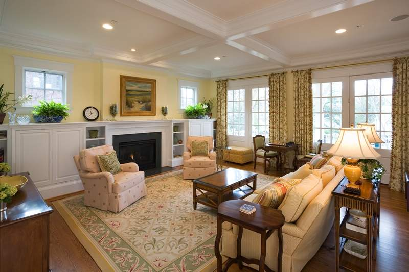 Hampden Family Room small